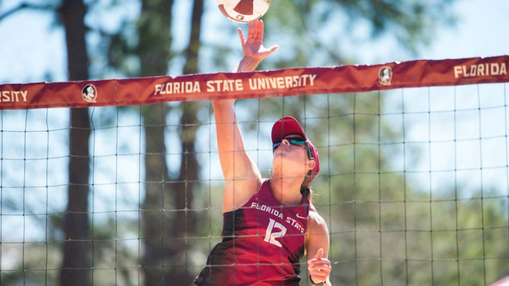 Beach Volleyball Falls To Top Ranked USC