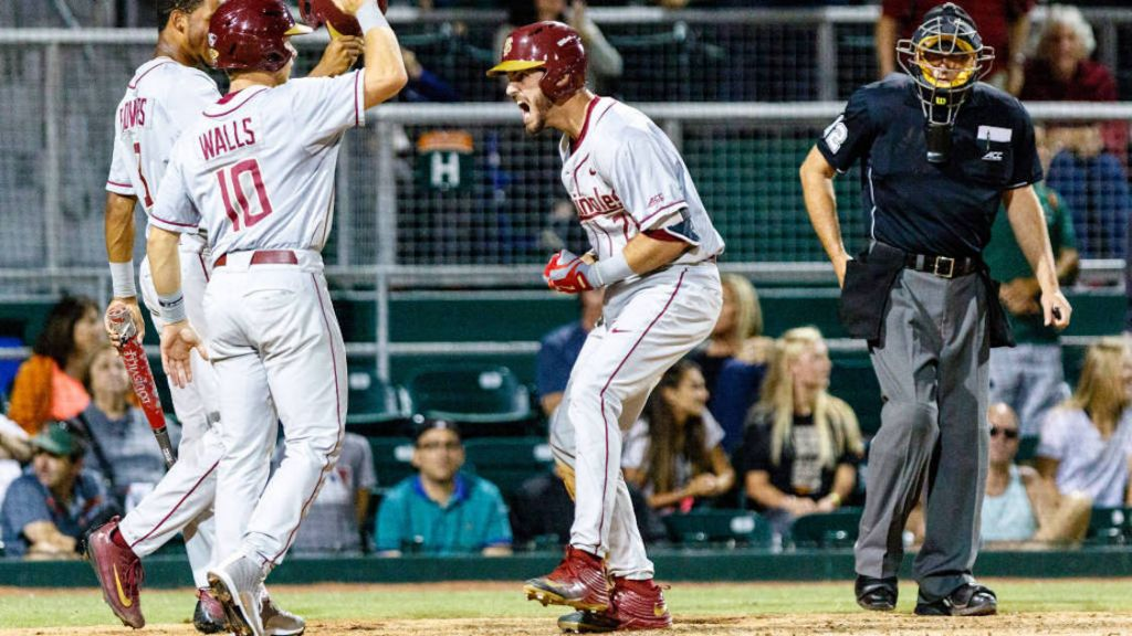 Noles Visit Stetson; Busby ACC Player of the Week