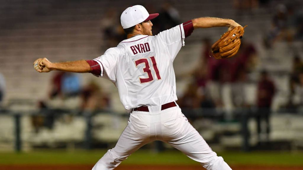 Byrd Dominates Out of 'Pen in Noles 7-6 Win vs. No. 3 Clemson