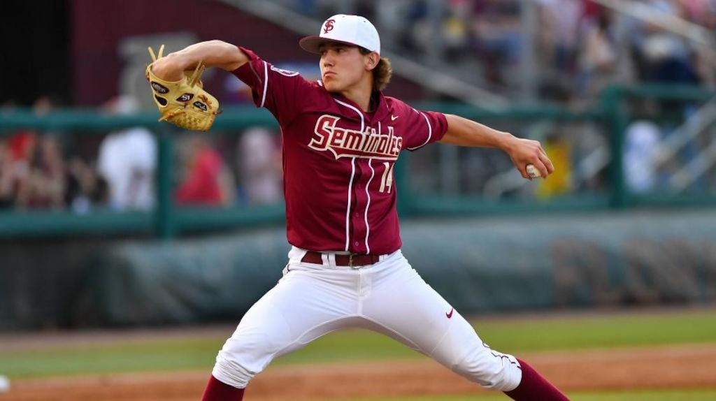 Pitching Shines Over 22 Innings, Baseball Sweeps DH