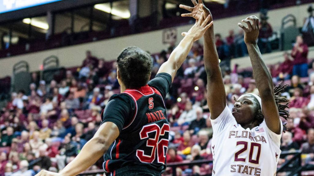 Noles Seek Program Mark on Monday