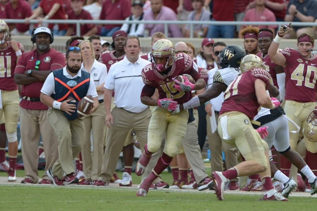 Defense Dominates, Rudolph Erupts In Win Over Wake