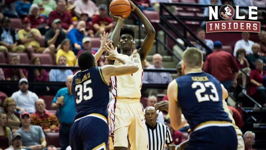 Ready For Round 3: FSU, ND To Settle Season Score in ACC Semis