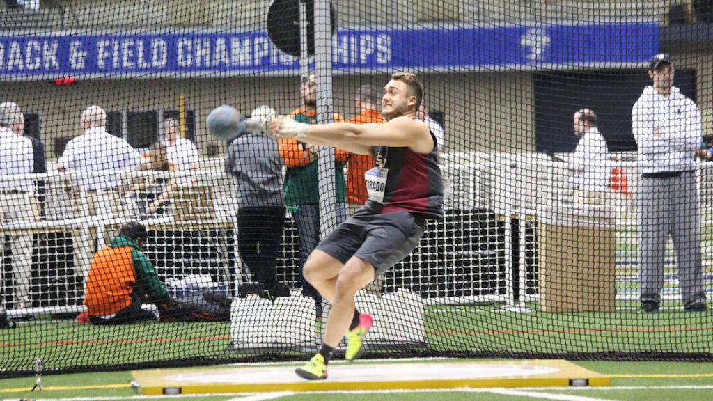 Relay Record Lights Fuse On Opening Day At ACC Indoors