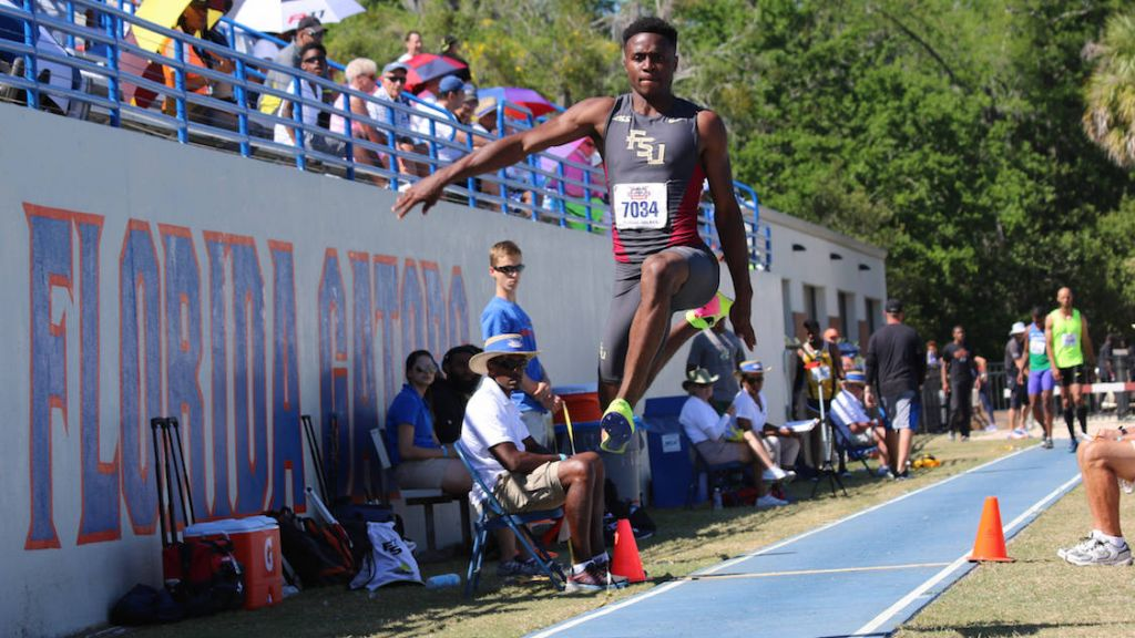 Droogsma Finds His Groove At Florida Relays