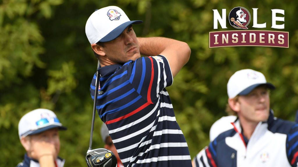 Former Nole Koepka Brings Youth, Power To U.S. Ryder Cup Team