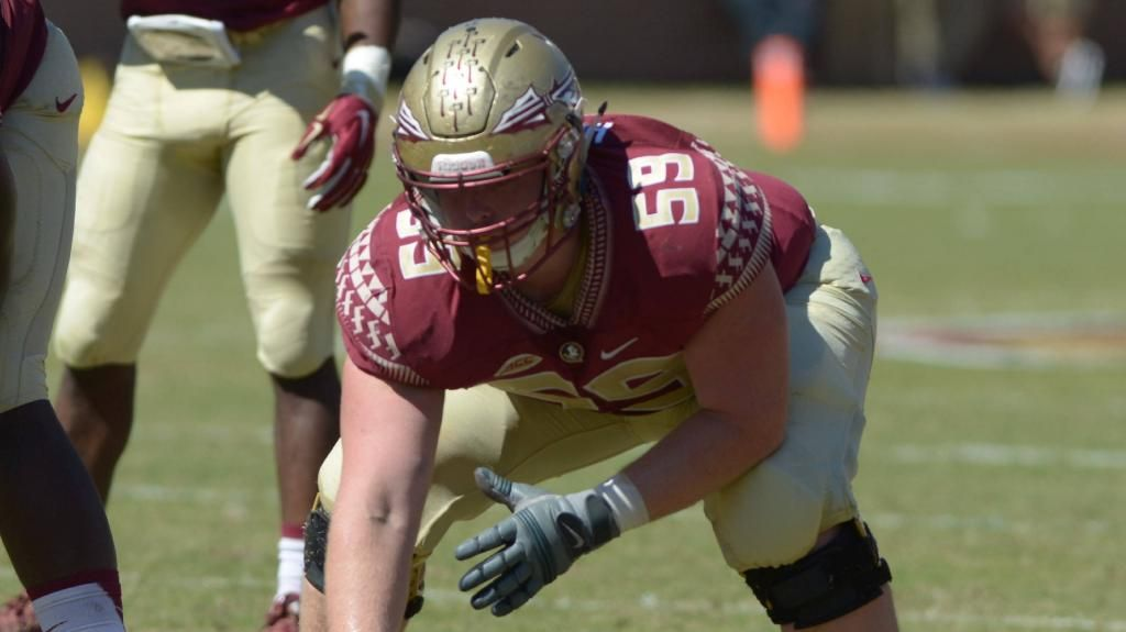 Hoefeld Named to All-ACC Academic Football Team