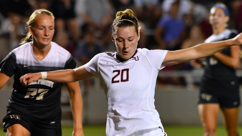 Three Goals In Four Minutes In Win Over Wake Forest