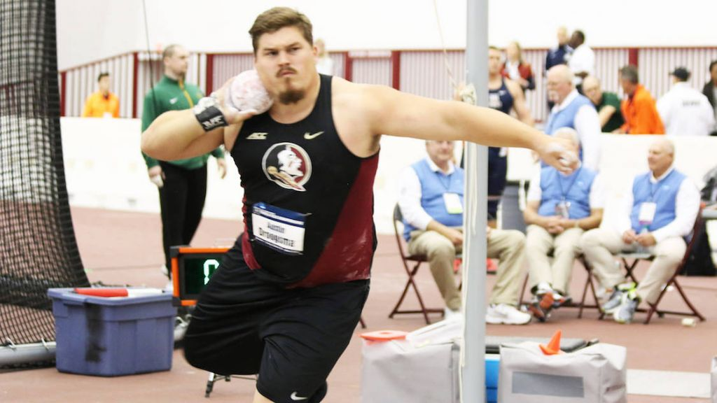 Lessons Learned On Opening Day At NCAA Indoors