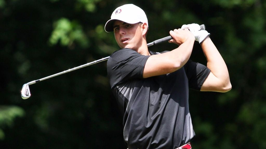 Men's Golf Concludes Fall in Alabama