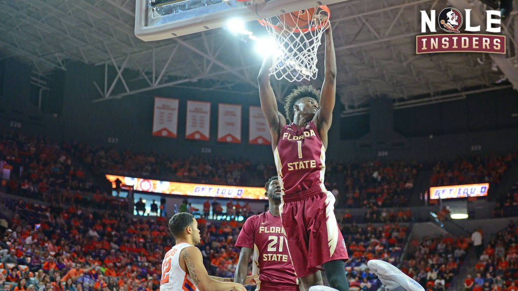 NCAA Tourney Notebook: Plenty Of Dunks Between Noles And Eagles