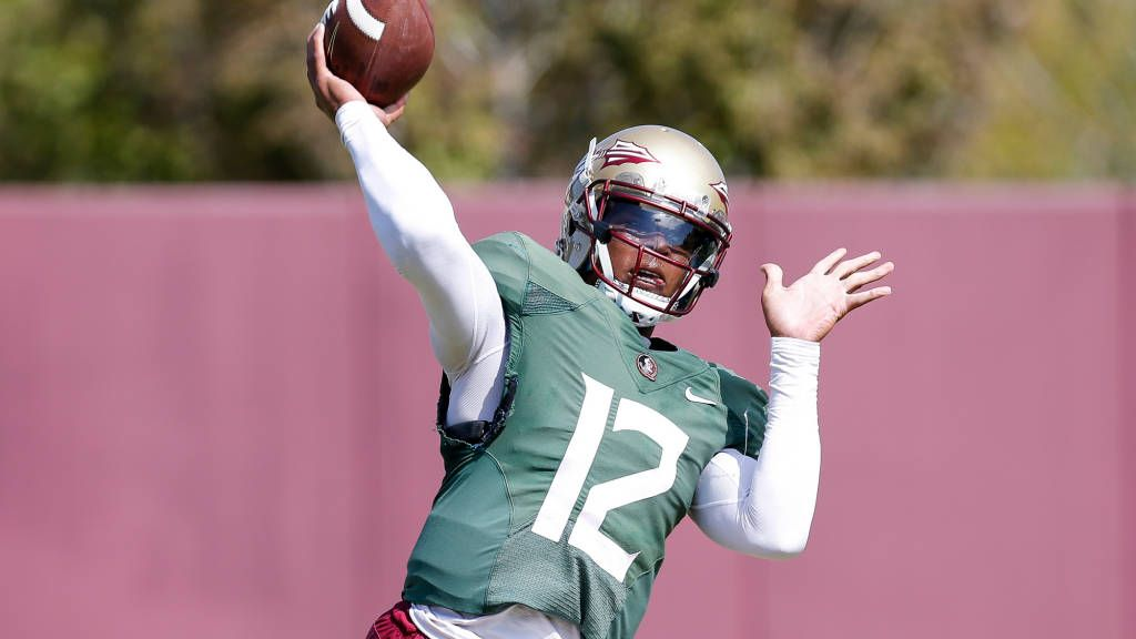 Practice Report: Noles Make Progress During 10th Session