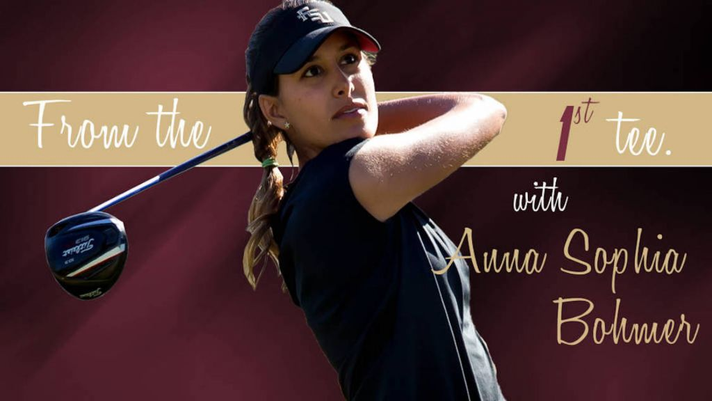 From The First Tee With Anna Sophia Böhmer