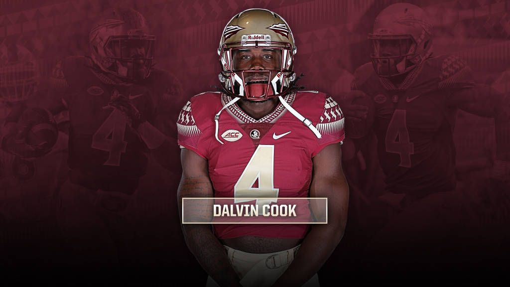 Dalvin Cook Named Candidate for Doak Walker Award