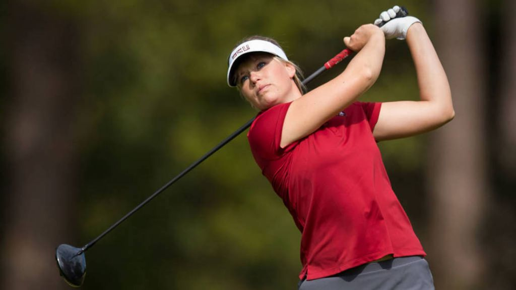 Castren Leads No. 4 Women's Golf At Clemson Invitational