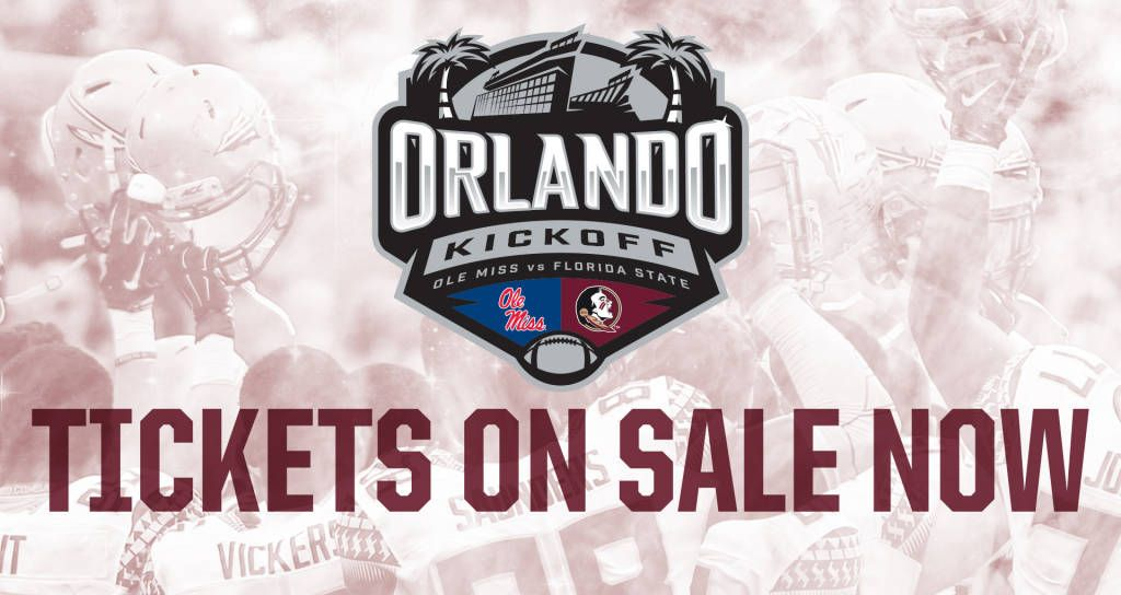 Non-Priority Tickets For FSU/Ole Miss Now Available To The Public