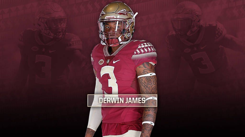 Derwin James Named to Thorpe Watch List
