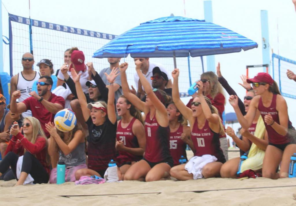 Beach Volleyball Starts Strong In Hawaii