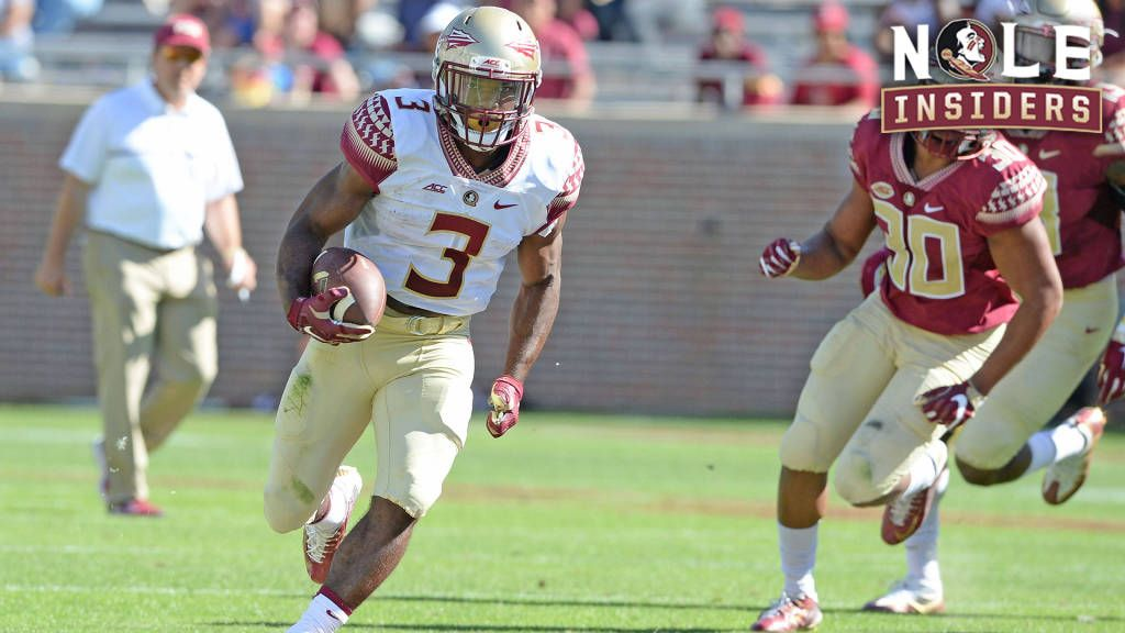 'Threes' Wild: James, Akers Share Spring Game Spotlight