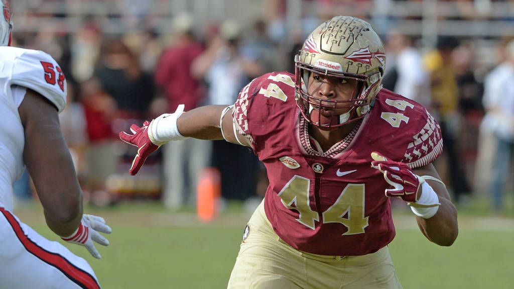DeMarcus Walker Thinking Big For Noles' Defense In 2016