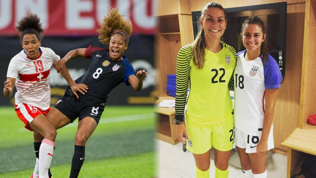 Noles Close Out 2016 With USWNT