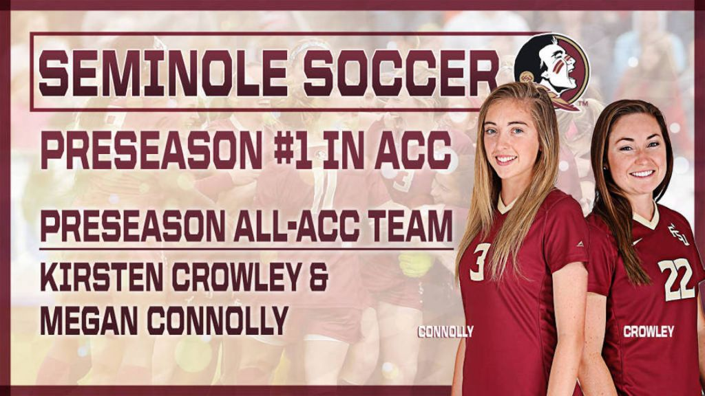 FSU Predicted To Win 2016 ACC Title; Place Two On All-ACC Team