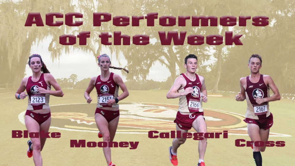 Four Score ACC Top Performer Honors