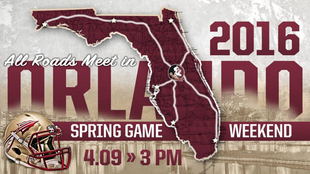 Nearly 20,000 Tickets Sold For Noles Spring Game In Orlando