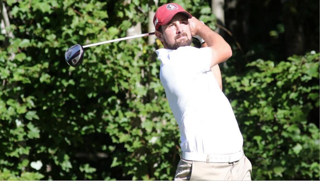 No. 3 #FSUGolf Begins Spring Season in Gainesville