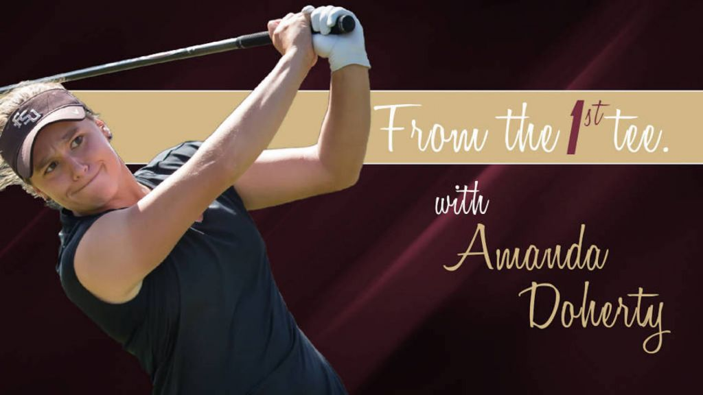 From the First Tee With Amanda Doherty