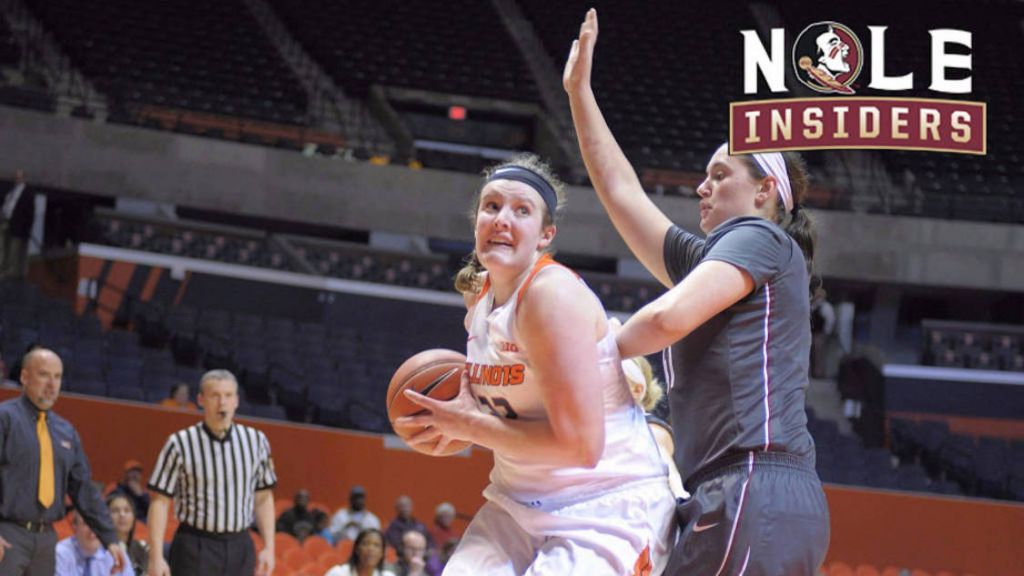 'Tree' Standing Tall: White Brings Post Presence to Women's Hoops