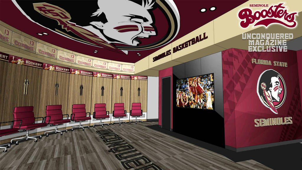Unconquered Magazine Exclusive: New Basketball Facility Upgrades