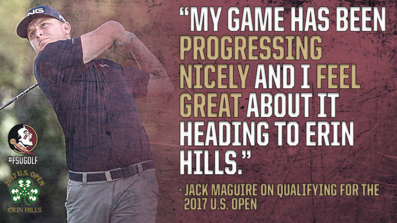 Jack Maguire Qualifies for the U.S. Open