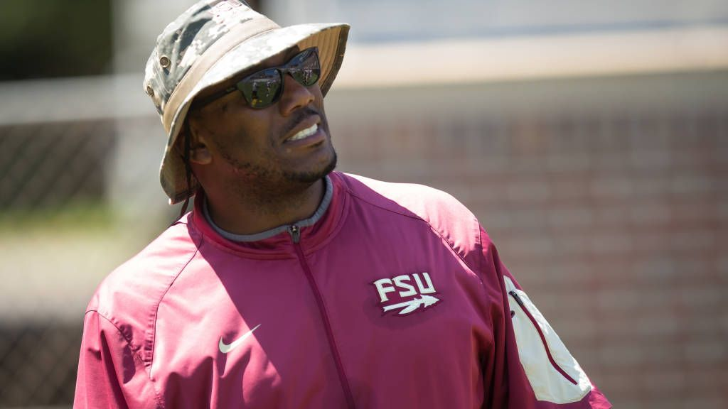 Jerry Johnson: Back In the Middle Again At FSU