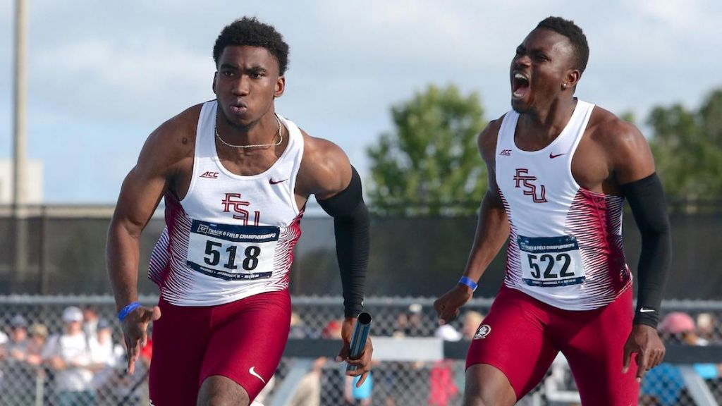 Sizzling Setterington, Relay Teams Push NCAA Qualifiers To 14