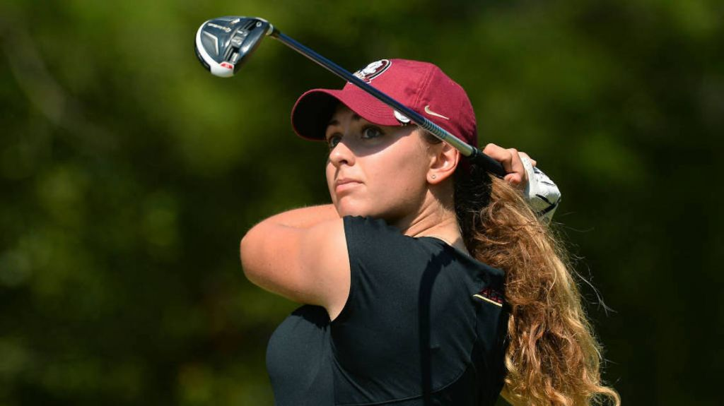 Metraux in 1st, Women's Golf In 2nd At ACC Golf Championships