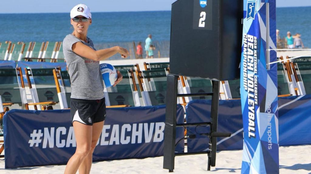 Beach Volleyball Offers Spring Camp in February