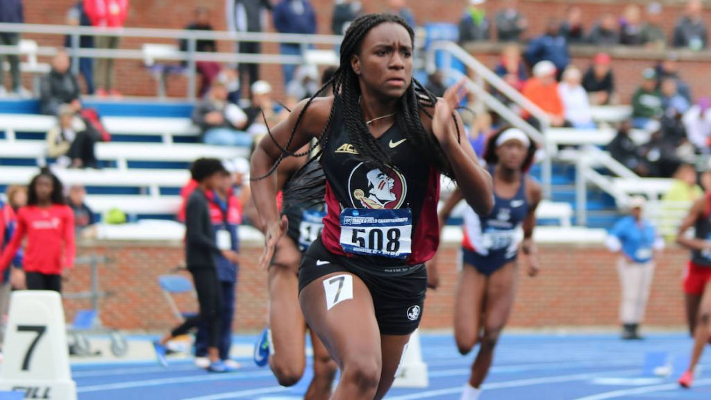 Kanuchova, Becker Bound For NCAA Outdoor Championships