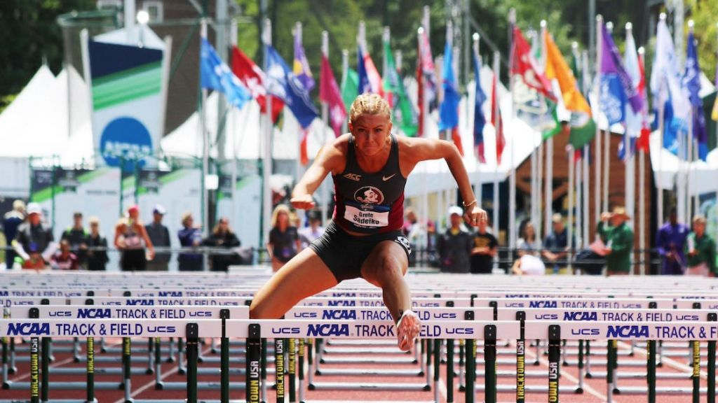 Seddon Collects All-American Steeplechase Repeat In NCAA Finale