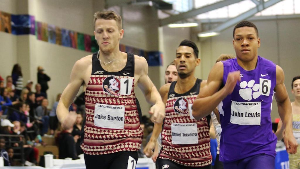 Women Fourth, Men Sixth As Dust Settles At ACC Indoor Track
