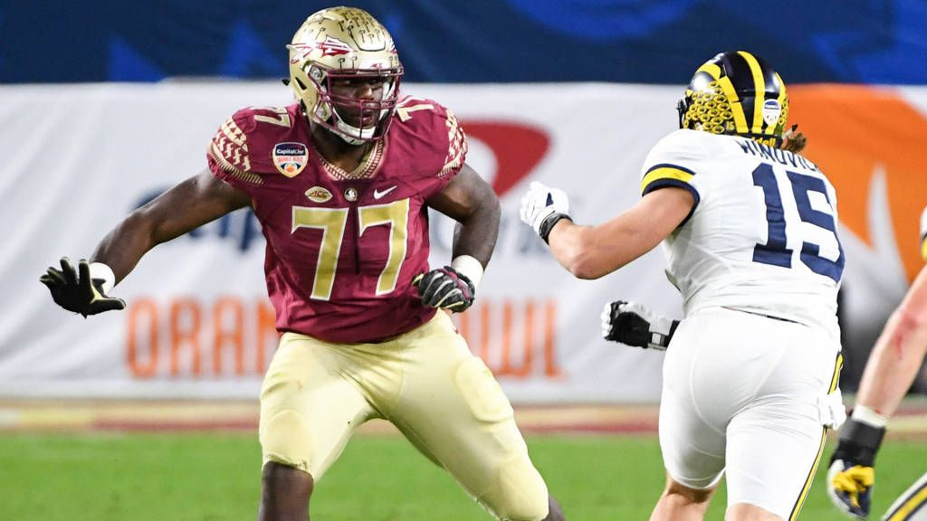 NFL Draft Day 3: Johnson To Cleveland, White To Dallas