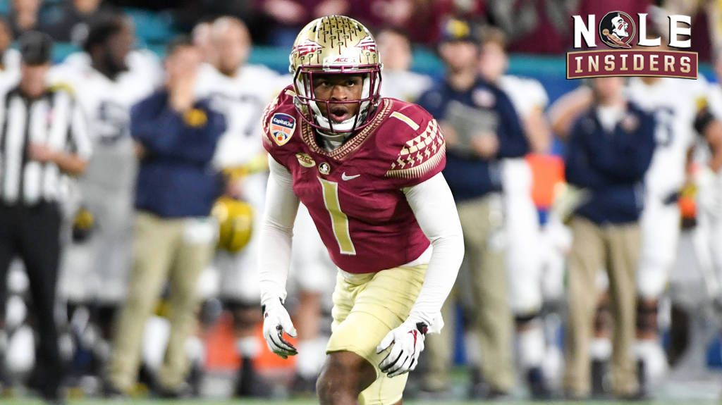 With Former FSU DBs As Inspiration, Taylor Looks For 'Big' Things