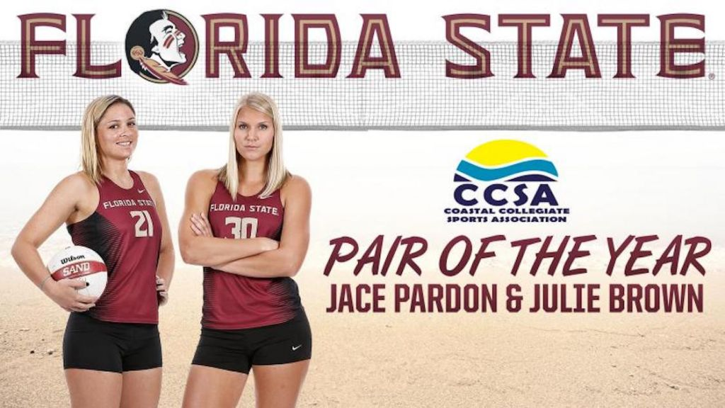 Five Noles Earn CCSA All-Conference Accolades