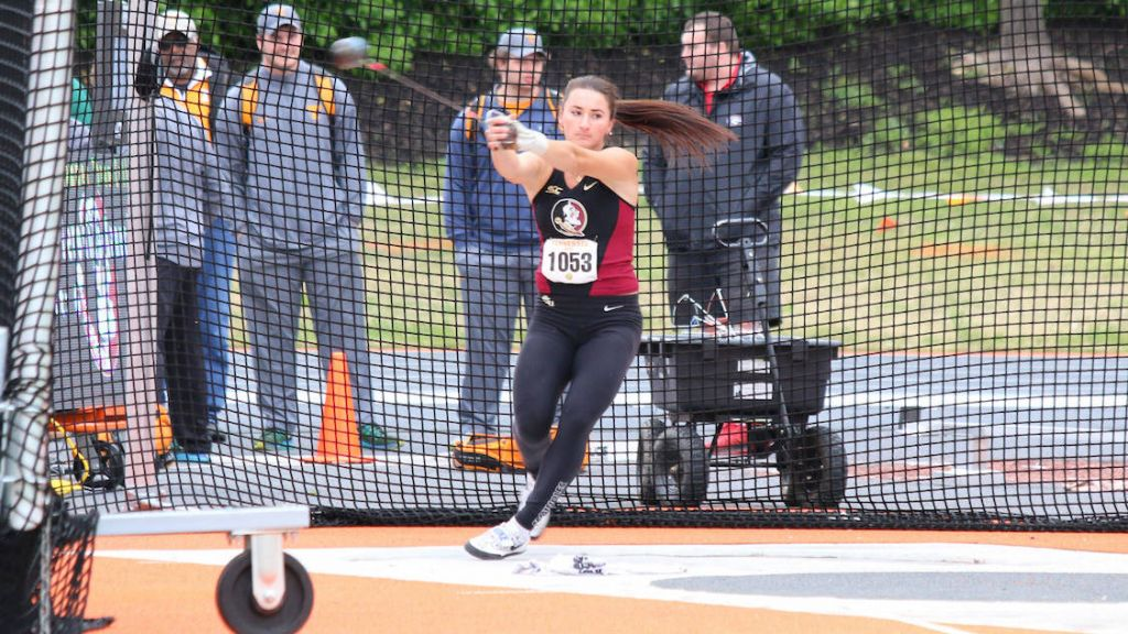 Two Wins, One Leader As Blustery Tennessee Relays Begin