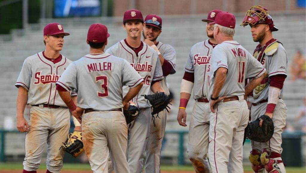 Florida State Baseball Opens Season Against Rhode Island