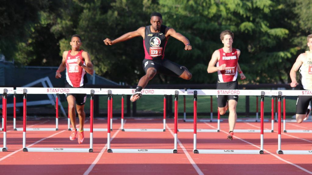 Track & Field Opens Title Quests Friday In Atlanta