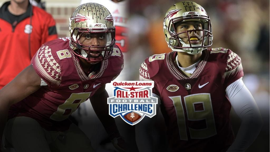 Aguayo, Ramsey to Compete in All-Star Football Challenge