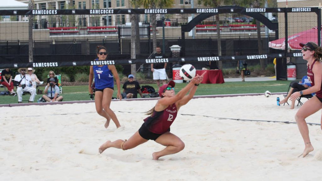 Beach Volleyball Heads to Miami