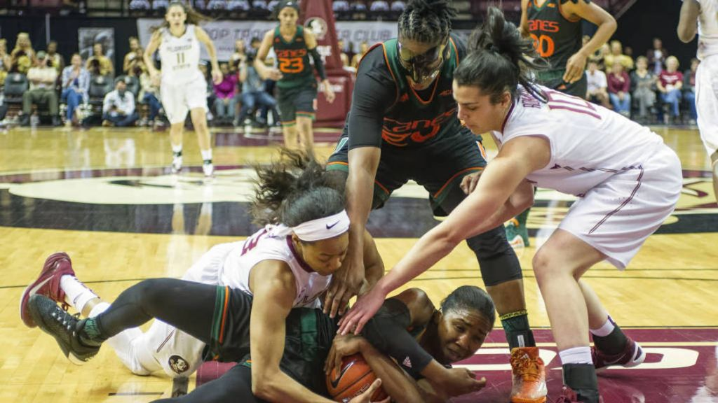 Noles and Canes Renew Hardwood Rivalry