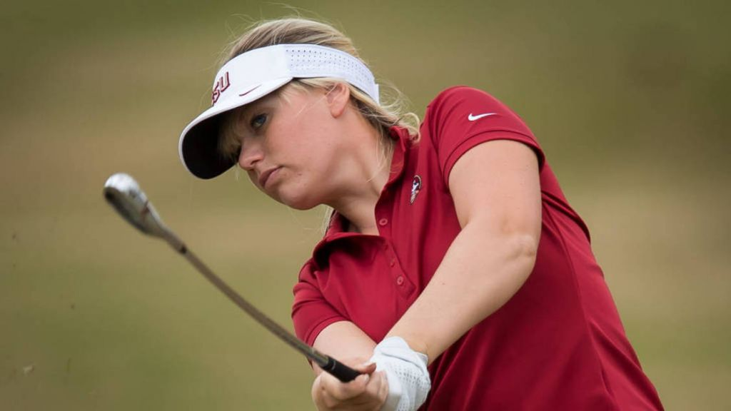 No. 5 Women's Golf Falls To No. 9 Duke In Match Play